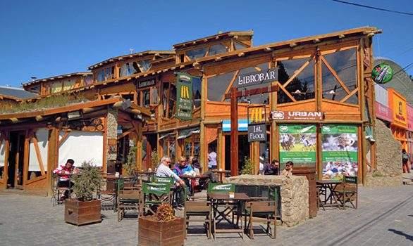 Cafes Bares Calafate Centro