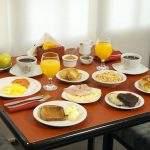 Desayuno bahiaredonda calafate santadruz argentina
