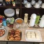 Desayuno donfelipe calafate santacruz argentina hotel