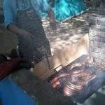Parrilla calafate santacruz argentina