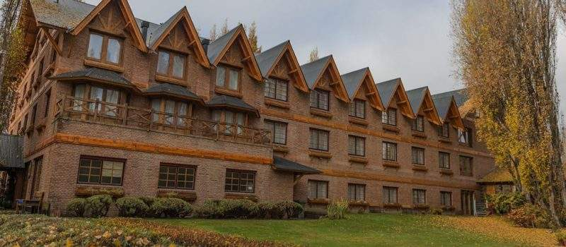 Hotel Los Alamos en El Calafate Santa Cruz Argentina
