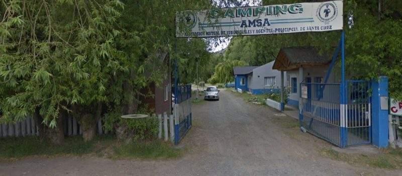 Camping Amsa en El Calafate Santa Cruz Argentina