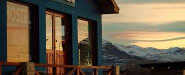 Hostel Glaciar Perito Moreno
