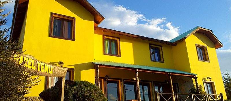Hostel Nakel Yenu en El Calafate Santa Cruz Argentina