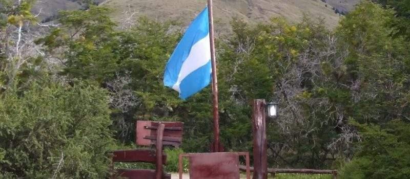 Camping Lago Roca en El Calafate Santa Cruz Argentina