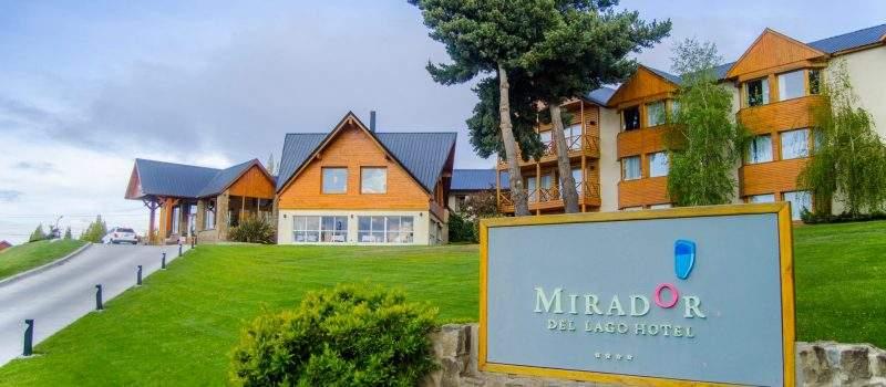 Hotel Mirador Del Lago en El Calafate Santa Cruz Argentina