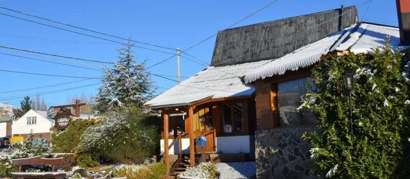 Cabaña Nevis en El Calafate Santa Cruz Argentina