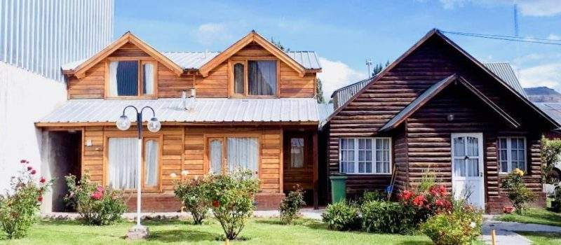 Alquiler de Casa Espora en El Calafate Santa Cruz Argentina