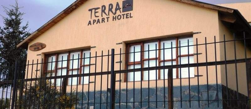 Aparthotel Terra en El Calafate Santa Cruz Argentina