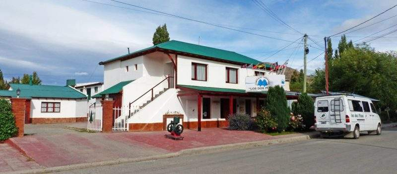 Cabaña Los Dos Pinos en El Calafate Santa Cruz Argentina
